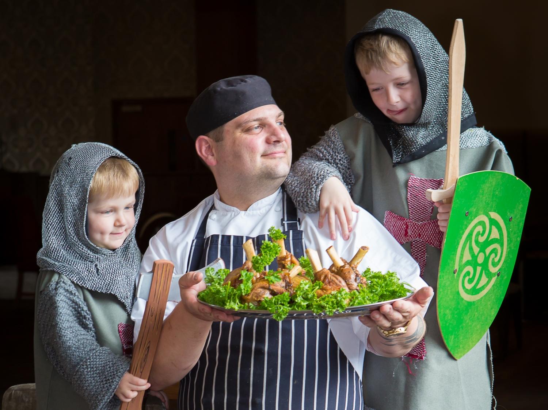 Loughrea Medieval Banquet