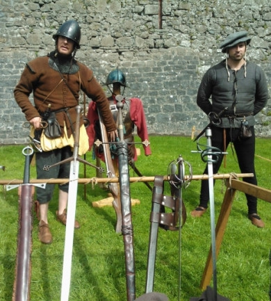 Loughrea Walled Towns Day 2014