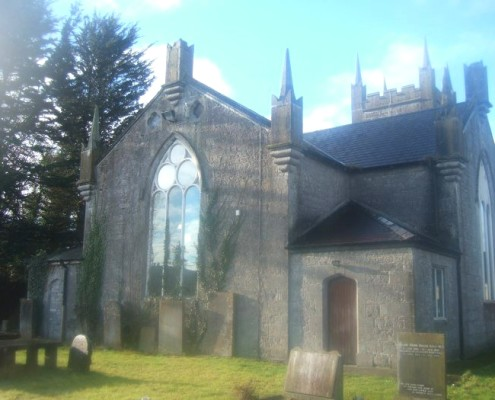 Old Parish Church Loughrea