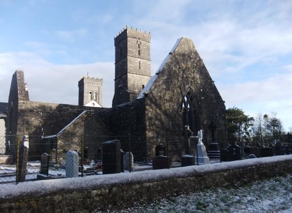 Carmelite Abbey - Loughrea Medieval Festival