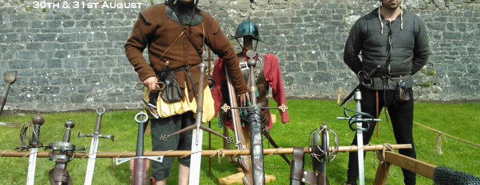 Claíomh to feature at Loughrea Medieval Festival