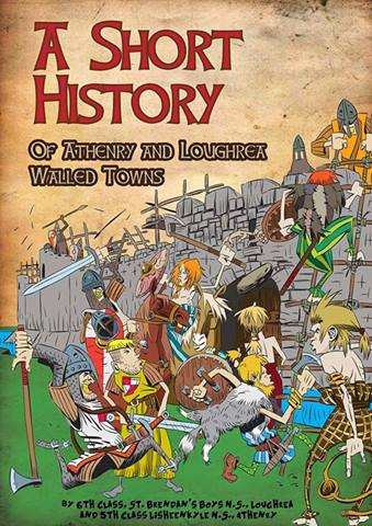 Medieval Comic Book