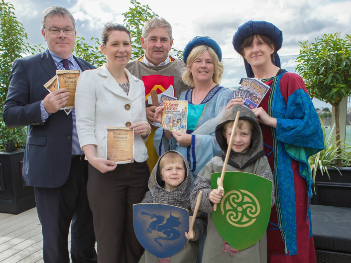 Loughrea Medieval Festival Launch