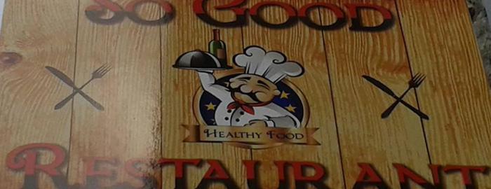 So Good Restaurant Loughrea