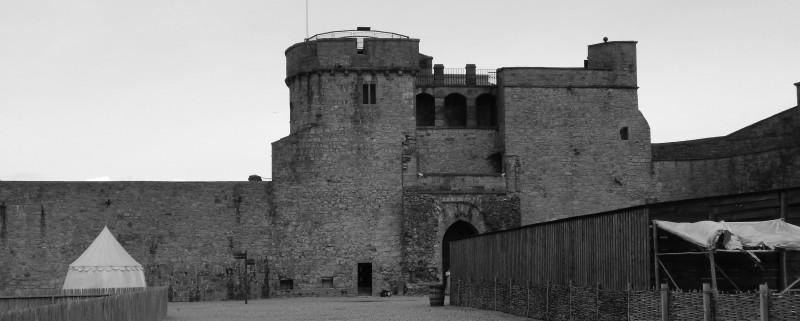 A trip to King John's Castle Limerick