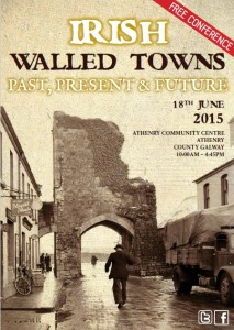 Irish Walled Towns Conference