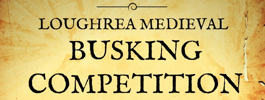 Medieval Busking Competition