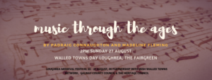 Music Loughrea Walled Towns Day